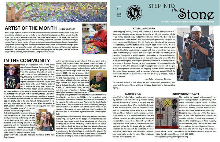 Stepping Stones Growth Center