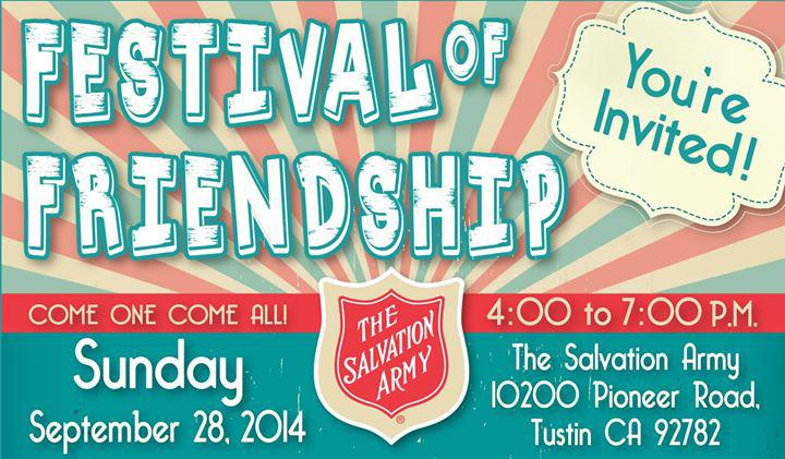 Salvation Army, Tustin Ranch-Henley Youth Ctr, The