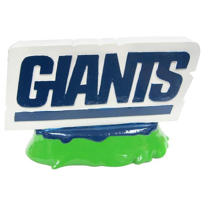 New York Giants NFL Pets First Team Logo Aquarium Tank Ornament