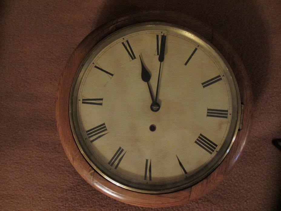 Waterbury Clock Company: Wall Clock 11.5