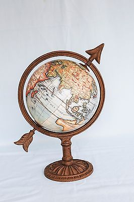 Replica 1745 French Globe with Stand