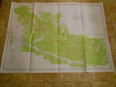 U.S. Dept. of Interior Geological Survey: Topographic Map Bryce Canyon National