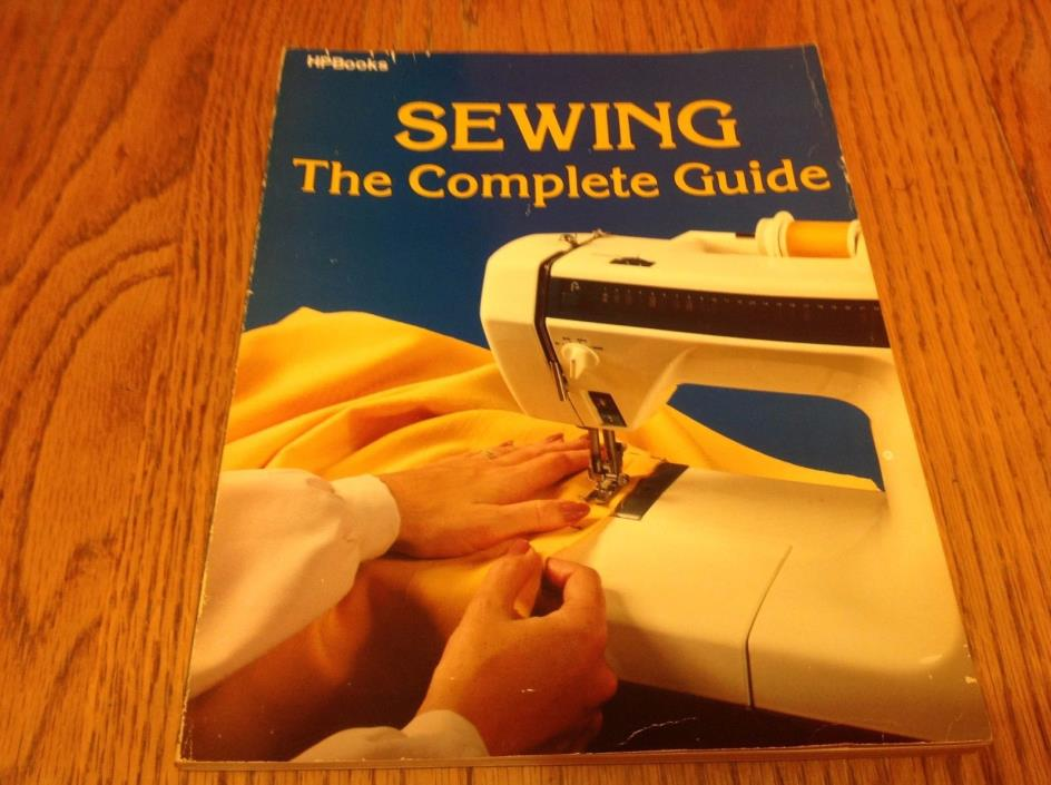 Sewing: The Complete Guide - 1983 - HP Books