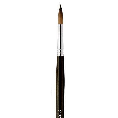 Escoda Prado 3175 Oil & Acrylic Tame Synthetic Sable Paint Brush Round Sz 16
