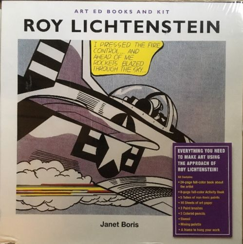 Art Ed Books and Kit: Roy Lichtenstein (Art ed Kits)