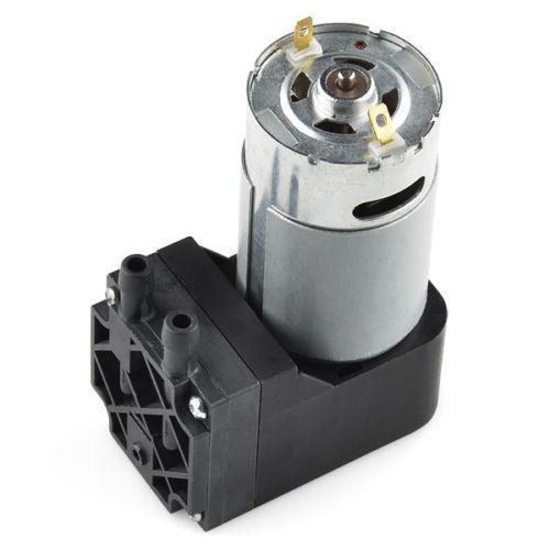 Airpo Vacuum Pump - 12V 0-16