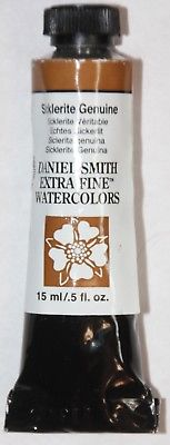 SICKLERITE GENUINE- DANIEL SMITH Extra Fine Watercolor Paint:15ml - Ser 4