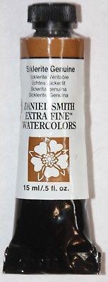 SICKLERITE GENUINE- DANIEL SMITH Extra Fine Watercolor Paint:15ml - Ser 4