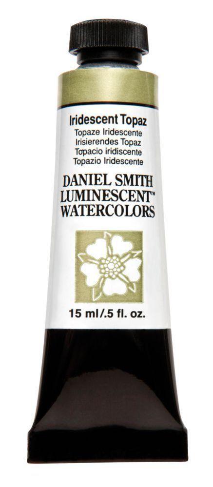 Daniel Smith Extra Fine Watercolor 15 ml Iridescent Topaz 640023 Ser 1 NEW