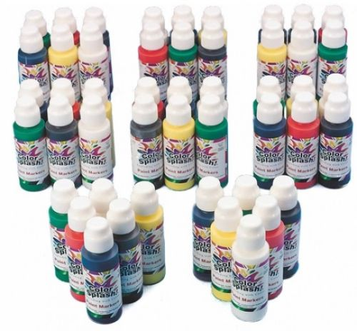 Color Splash! Paint Daubers, Pack Of 48