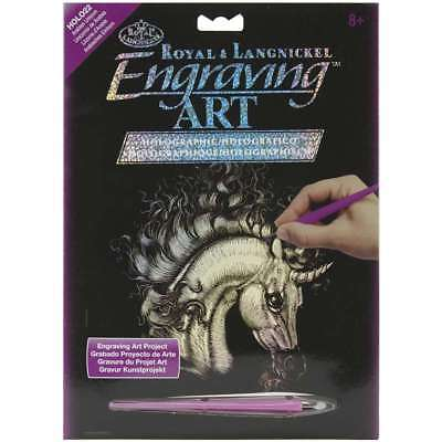 Holographic Foil Engraving Art Kit 8