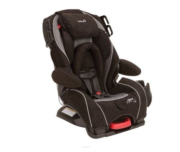 NEW 3-in-1 Convertible Car Seat by Safety 1st, Brown