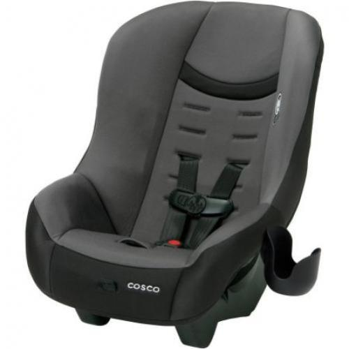 Cosco Scenera NEXT Convertible Car Seat Rear Front Face Grey Baby Kid FREE GIFT