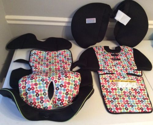 Britax Boulevard Click Tight Convertible 5 PC COVER SET, Kaleidoscope. Brand New