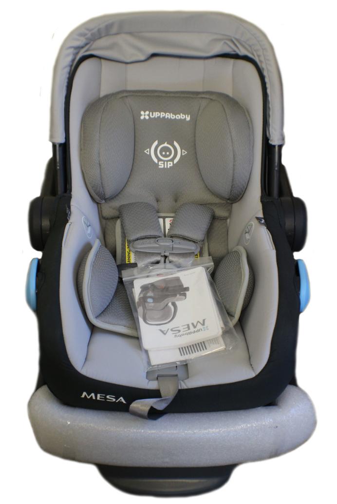 UppaBaby MESA Infant Car Seat, Pascal Grey