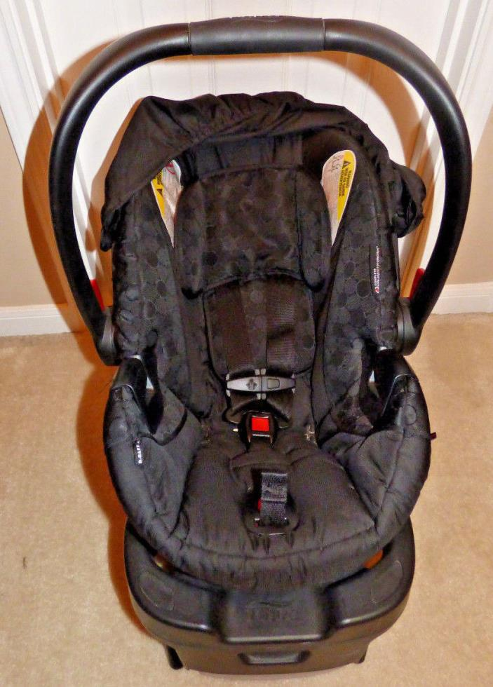 2015 BRITAX B-SAFE 35 INFANT CAR SEAT SAFE CELL  VERY GOOD  CONDITION