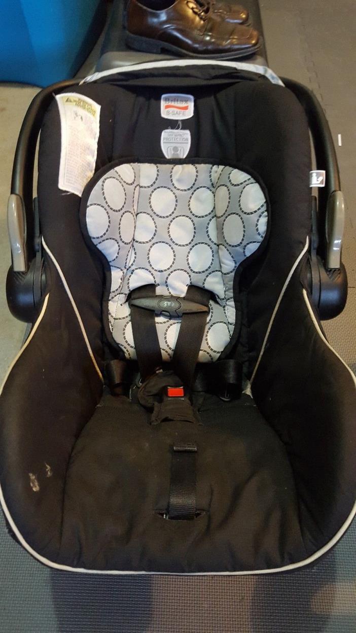 BRITAX B-Safe Black Infant Car Seat
