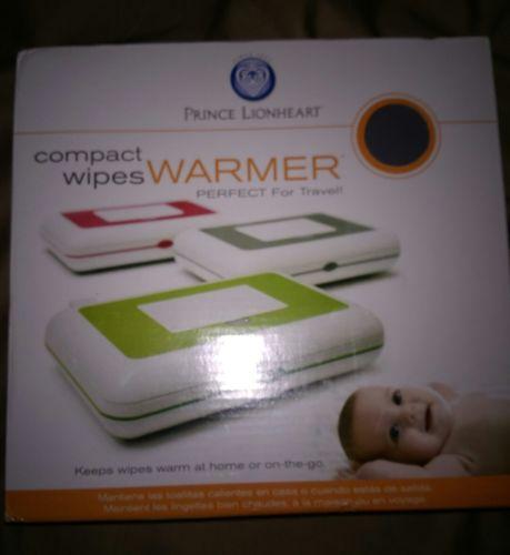 Prince Lionheart Compact Wipes Warmer, Grey