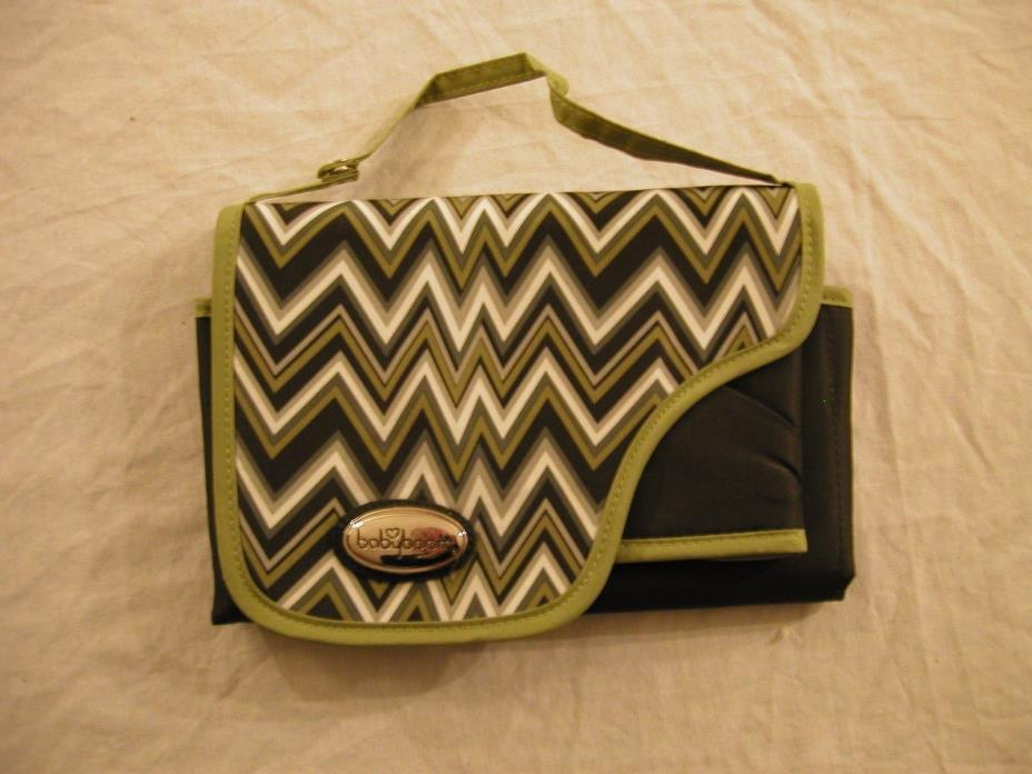 Baby Boom Eco-friendly Diaper Pad Clutch / Baby Diaper Changing Handbag - UNUSED