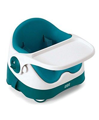 Mamas & Papas Baby Bud Booster Seat (Teal)