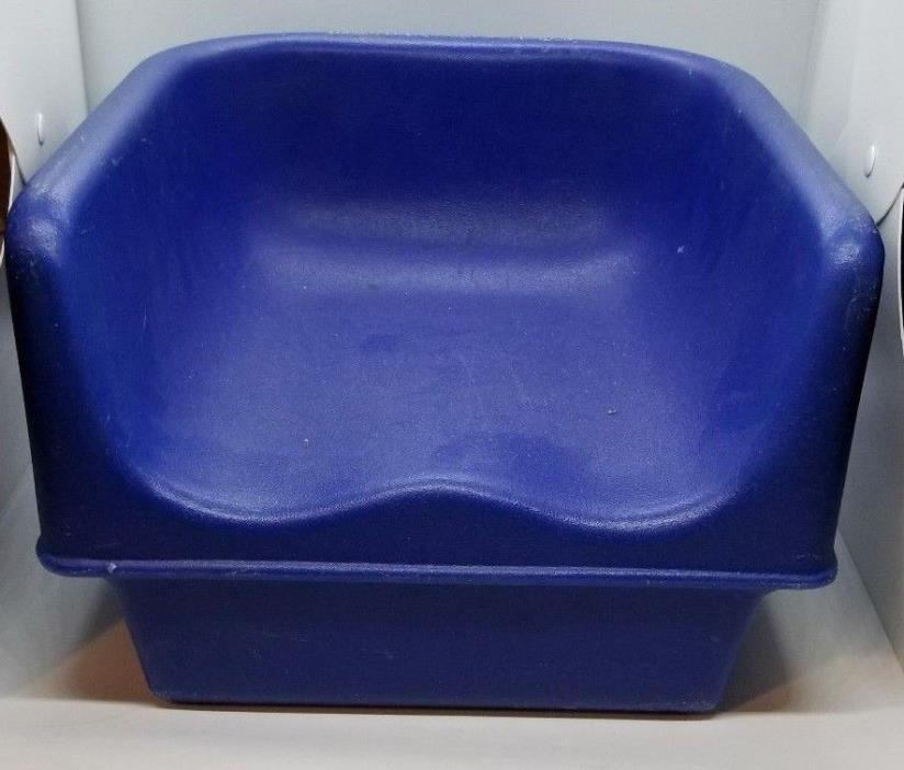 CAMBRO BLUE BOOSTER SEAT RESTAURANT STYLE CHILDS BOOSTER SEAT USA