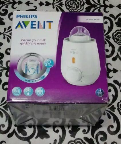 Philips AVENT Fast Bottle Warmer Model: SCF355/00