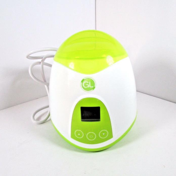 Gland Electoronics Baby Bottle Warmer and Food Warmer Portable Quick LCD Display