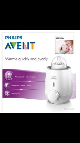 Phillips Avent Fast Bottle Warmer