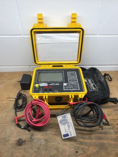 Riserbond 1270 Metallic Time Domain Reflectometer, New Battery!