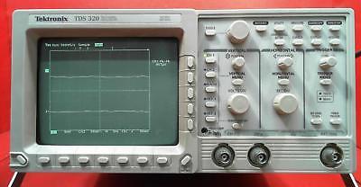Tektronix TDS320-14 Digital Oscilloscope 100 MHz, 2 Channels