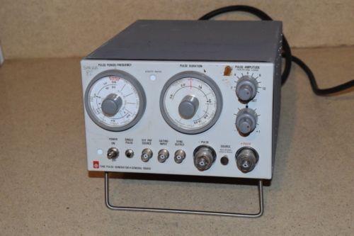 GENERAL RADIO 1340 PULSE GENERATOR