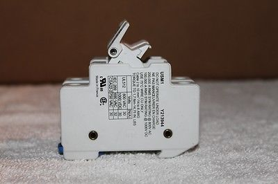 Ferraz Shawmut ULTRASAFE Fuse Holder USM1 Y213944 - 2-Pole