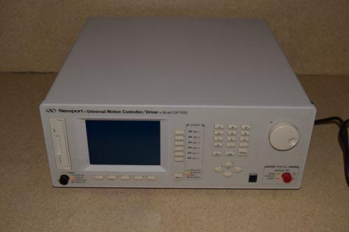 ++ NEWPORT UNIVERSAL MOTION CONTROLLER / DRIVER MODEL ESP7000