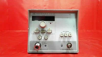 HP - Agilent - Keysight 83592A 10 MHz to 20 GHz Sweep Generator Plug-In Module