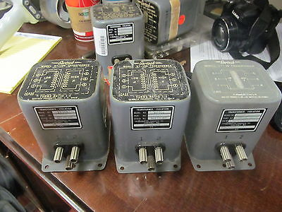 GERTSCH Model ST-100 Isolation Transformer  Turns Ratio 1:4