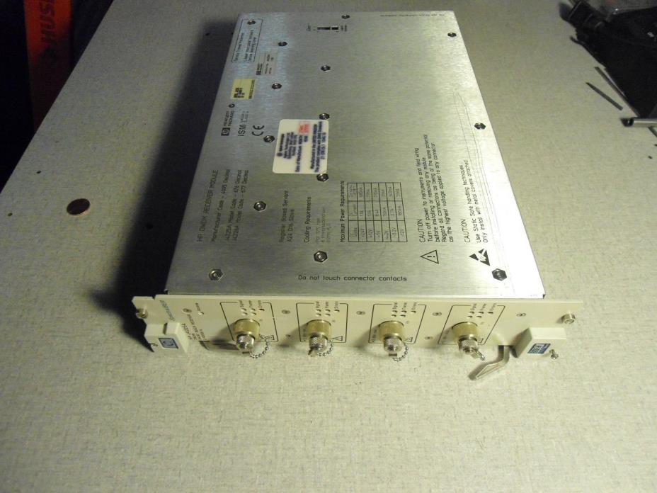 HP J4225A DWDM Short Reach Receiver
