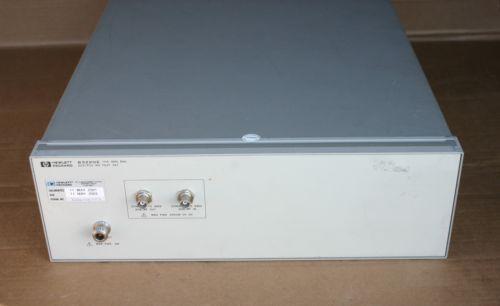 HP 83220E DCS/PCS MS TEST SET 1710-1900 MHZ
