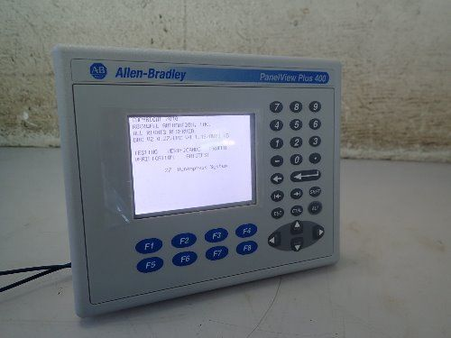 ALLEN BRADLEY 2711P-K4M20D PANELVIEW PLUS 400 24vDC New No Box
