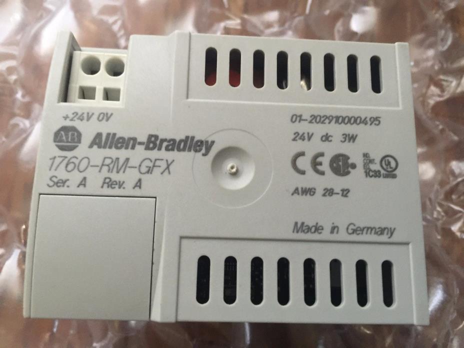 Allen-Bradley 1760-RM-GFX, PICO Remote LDC Adaptor New