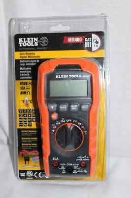 Klein Tools MM400 Auto-Ranging Digital Multi-Meter NEW!