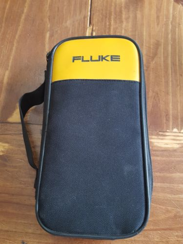 Fluke 772 Milliamp Process Clamp Meter Excellent Condition with leads and case