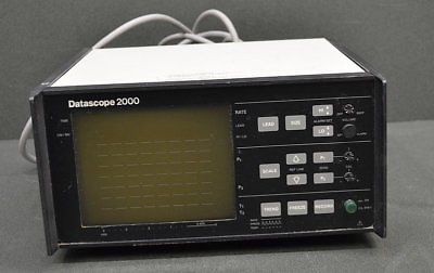 Datascope 2000 Meter Monitor Test Equipment
