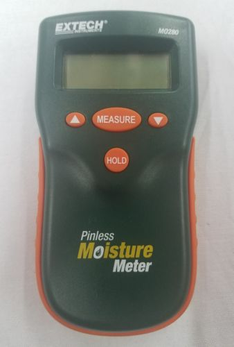 Extech MO280 Pinless Moisture Meter *Not Working*