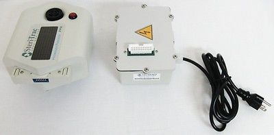 chemDAQ Steri-Trac Hydrogen Peroxide Toxic Gas Area Monitor w/Power Supply NEW!!