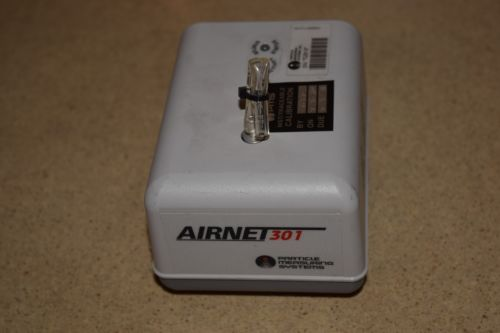 @@ PARTICLE MEASURING SYSTEMS AIRNET 301 AIR MONITOR