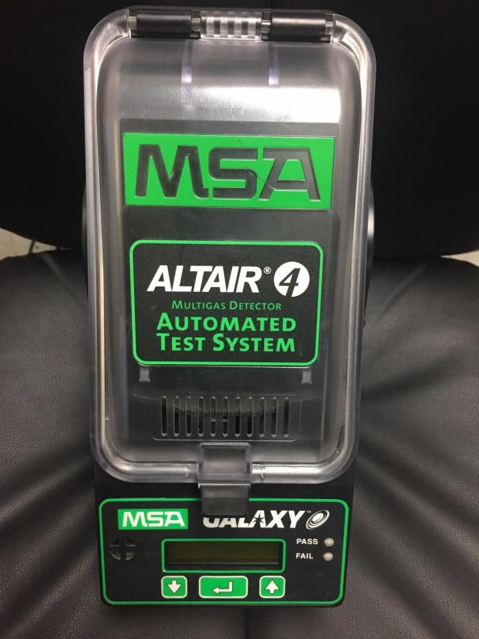MSA Galaxy Automated Test System - Part Number 10086640