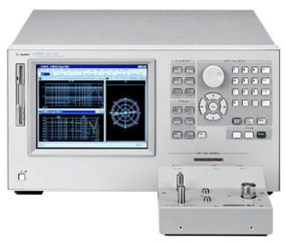 Keysight / Agilent E4991A RF Impedance / Material Analyzer  - Stock Photo - Used