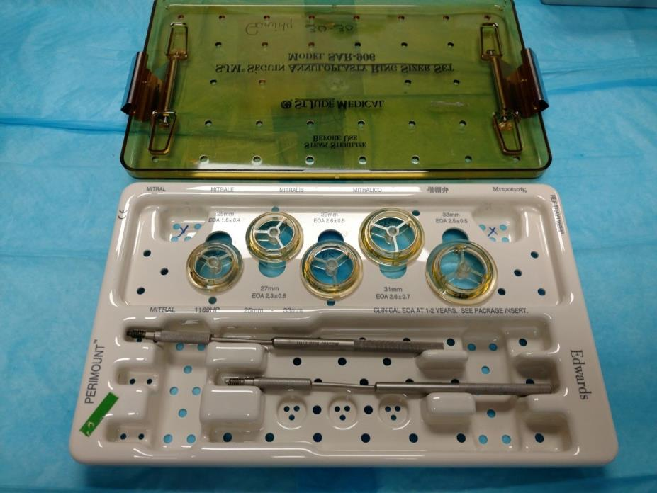 Edwards Lifesciences 1169HP Magna Mitral Sizer Tray