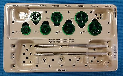 Edwards Lifesciences Aortic Sizers REF TRAY1161