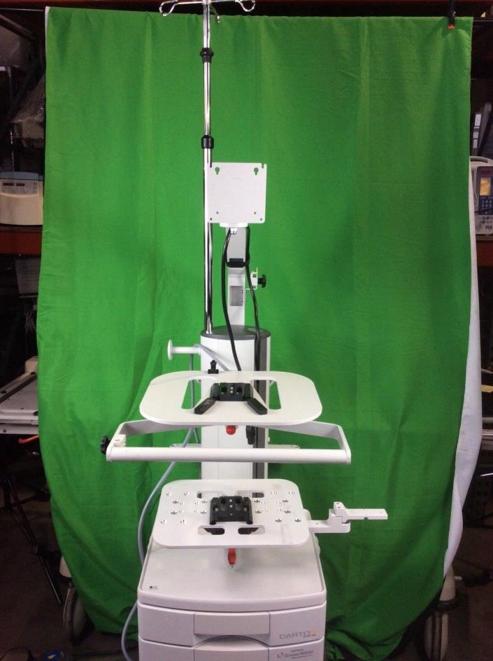 Biosense Webster Carto 3 System Cart Brand New with brand new monitors